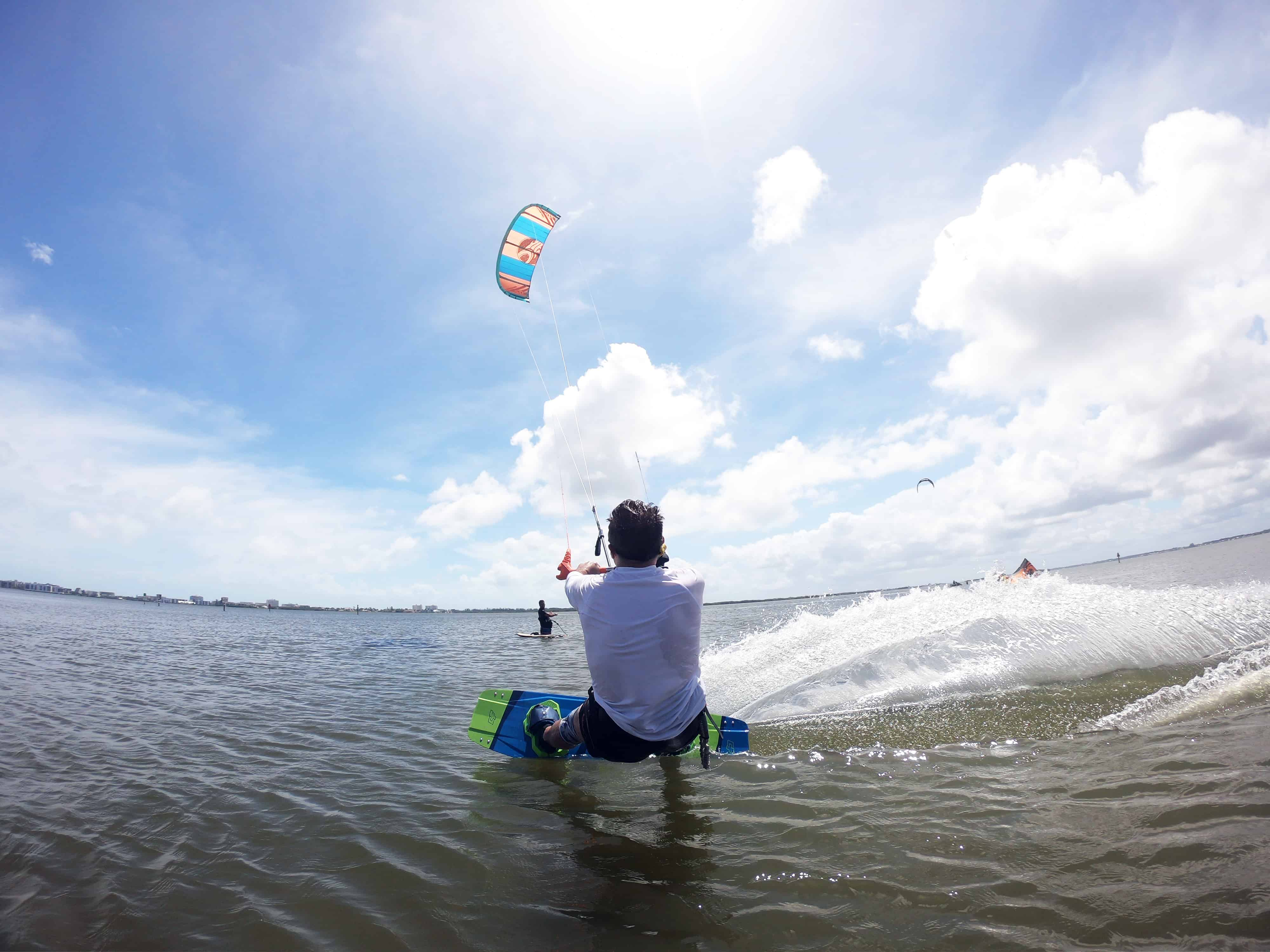 520 Slick Kiteboarding, Kite Lessons Cocoa beac