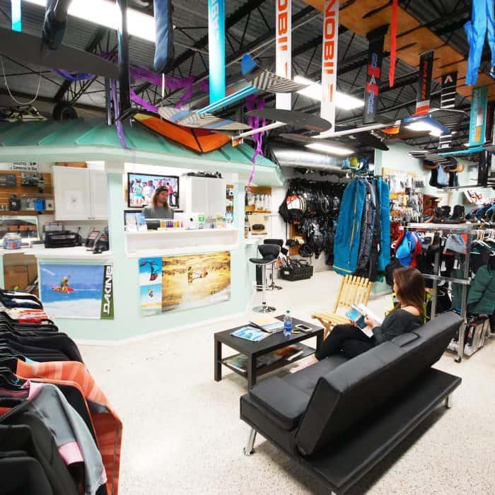 Kitesurf Shop 10